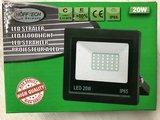 Led straler 20 watt